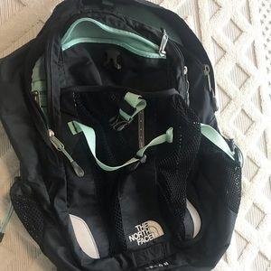 RARE North Face Recon Backpack Mint/Black